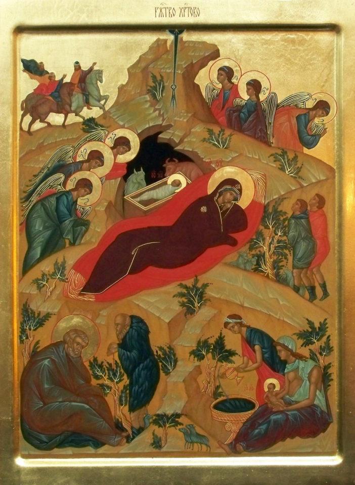 ortodoksinen joulu 2018 Joulun lapsi – ihana valkeus — Helsingin ortodoksinen seurakunta ortodoksinen joulu 2018