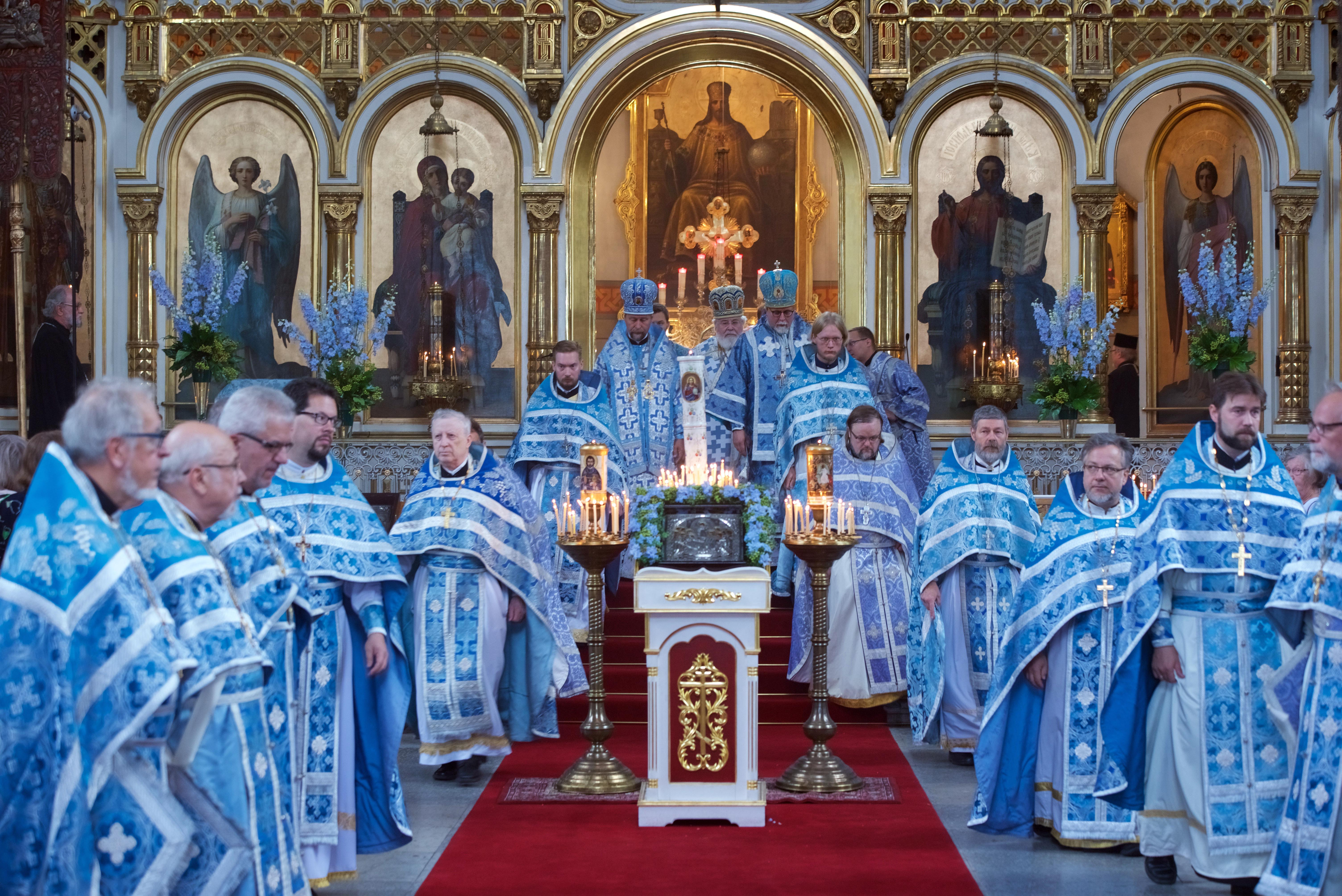 Ortodoksinen Seurakunta